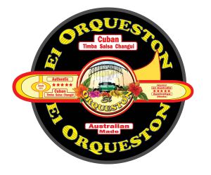 El Orqueston Logo vers. 1