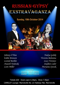 Russian Extravaganza Poster new
