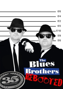 Blues brothers website poster