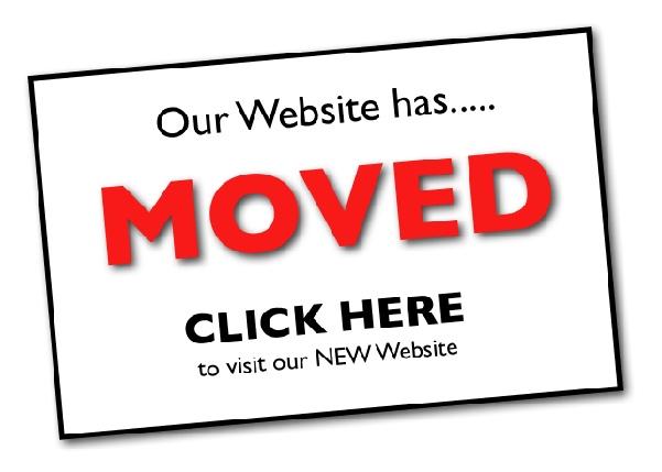 website moved